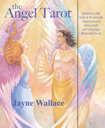 The Angel Tarot by Jayne Wallace