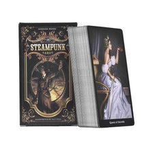 Load image into Gallery viewer, Steampunk Tarot Deck
