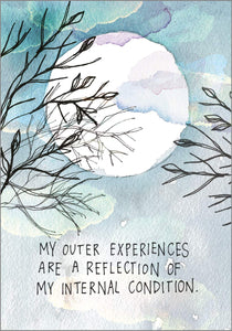 The Universe Has your back Oracle/Affirmation Cards by Gabrielle Bernstein