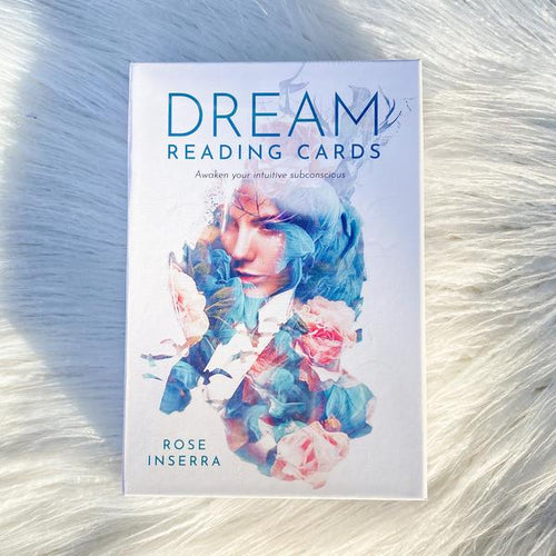 Dream Reading Cards By Rose Inserra