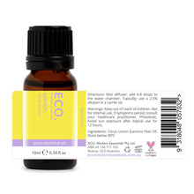 Load image into Gallery viewer, Lemon Essential Oil - Eco Modern Essentials