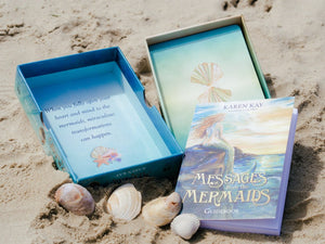 Messages from the Mermaids Oracle Deck by Karen Kay