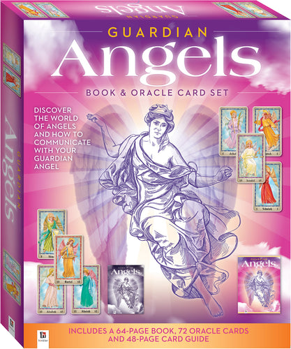 Guardian Angels Box Set by Hazel Whitaker and Cynthia Blanche