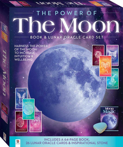 The Power of the Moon Box Set by Sally Morningstar