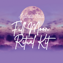 Load image into Gallery viewer, The Infinite Soul Full Moon Ritual Kit
