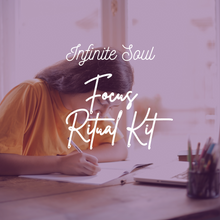 Load image into Gallery viewer, The Infinite Soul Ritual Focus Kit