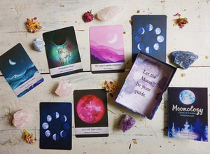 Moonology Oracle Cards - By Yasmin Boland