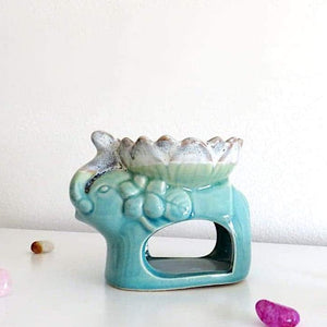 Elephant Lotus Oil burner