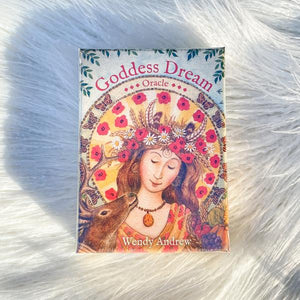 Goddess Dream Oracle Cards By Wendy Andrew