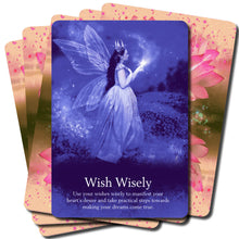 Load image into Gallery viewer, Oracle of the Fairies: A 44-Card Deck and Guidebook Cards