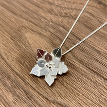 Load image into Gallery viewer, Poinsettia Pendant