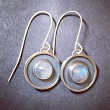 Load image into Gallery viewer, Moonlight Drop Earrings