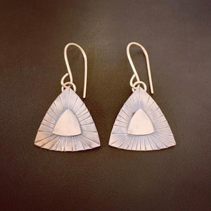 Nostalgic Deco Drop Earrings