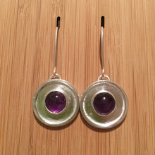 Load image into Gallery viewer, Nightfall Drop Earrings