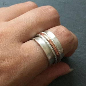 Samsara Spinner Ring