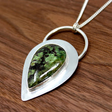 Load image into Gallery viewer, Aloe Droplet Pendant