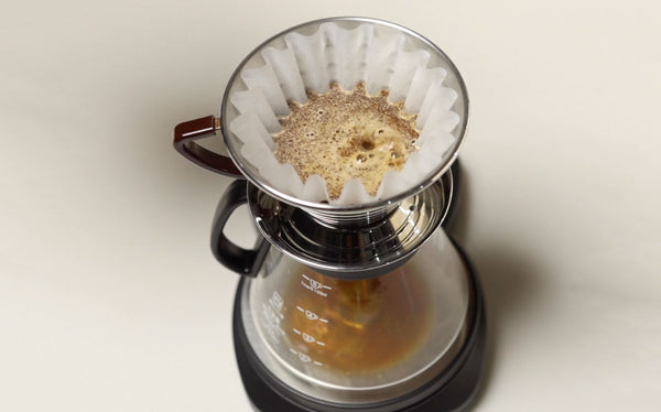 How to brew a Kalita