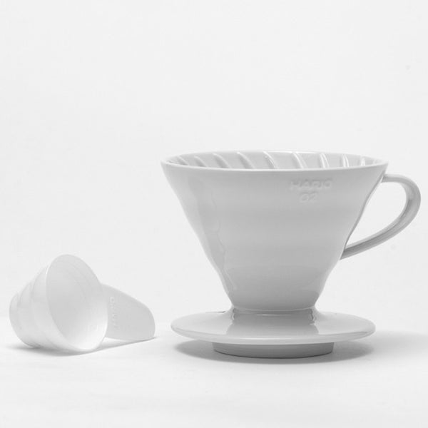 HARIO V60 02 CERAMIC COFFEE DRIPPER