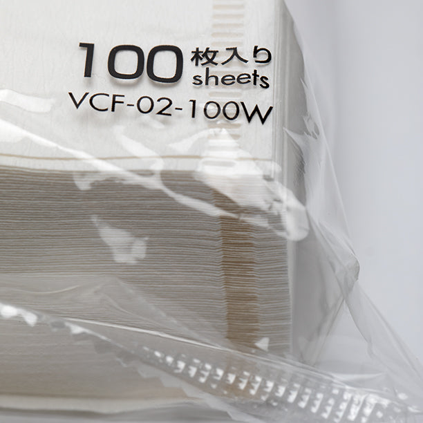 HARIO V60 02 FILTERS 100 PACK