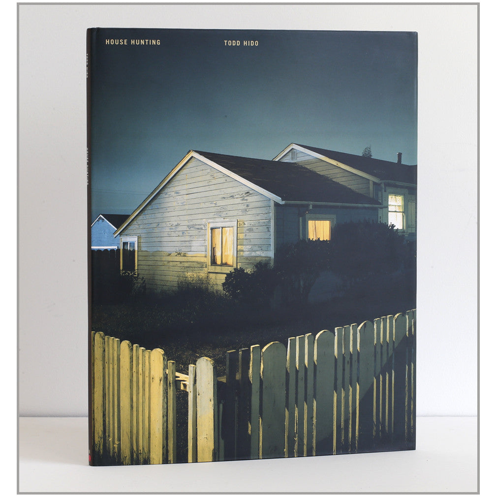 House Hunting by Todd Hido (signed, first)