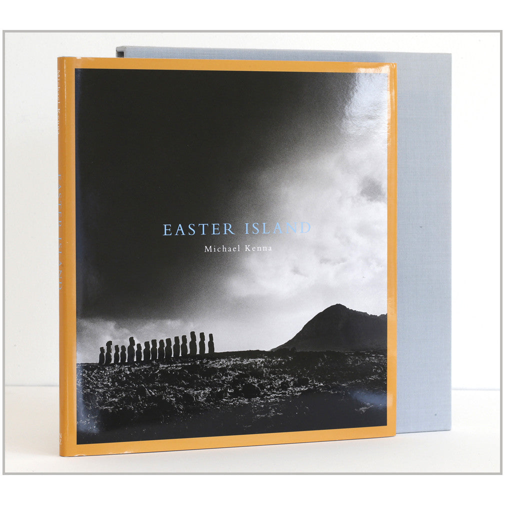 Easter Island by Michael Kenna (signed)