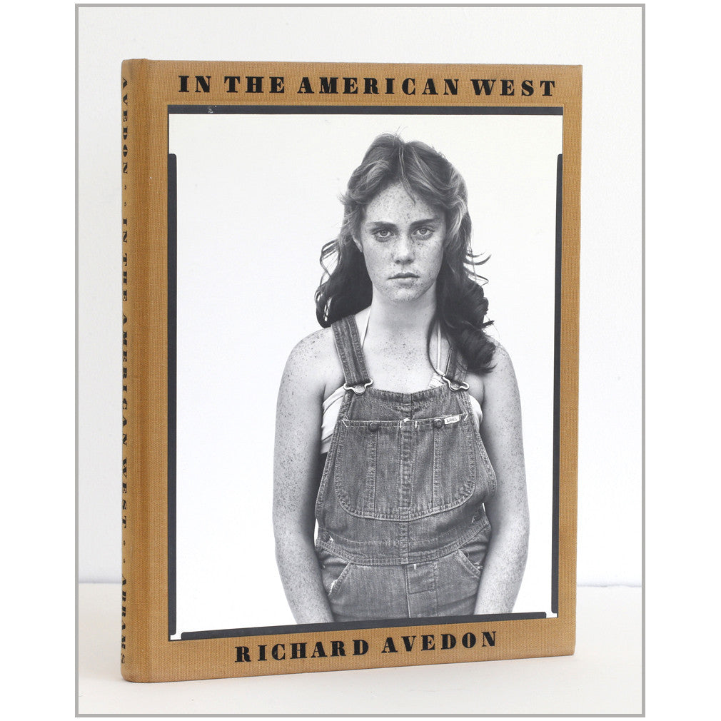 In the American West by Richard Avedon