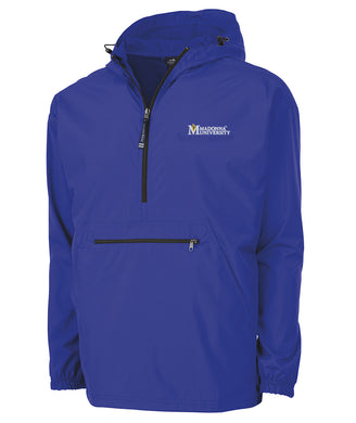 Charles River Pack-N-Go Pullover, Royal