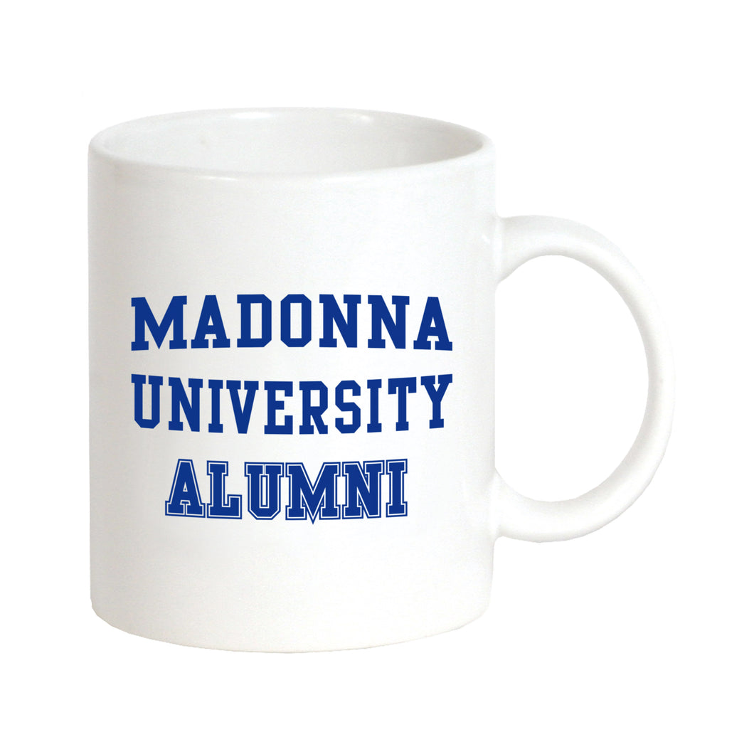 Spirit 11oz Alumni Mug, White