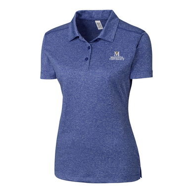 Cutter & Buck Ladies Charge Polo, Royal