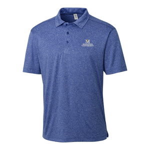 Cutter & Buck Men's Charge Polo, Royal