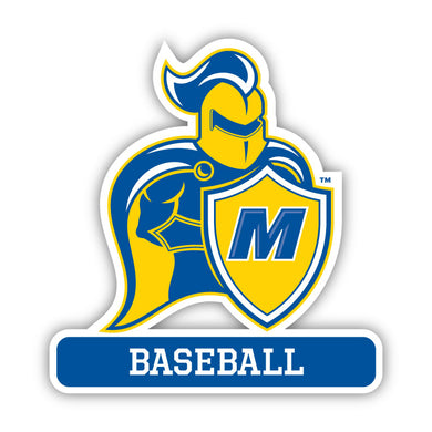 Madonna Baseball Decal -M7