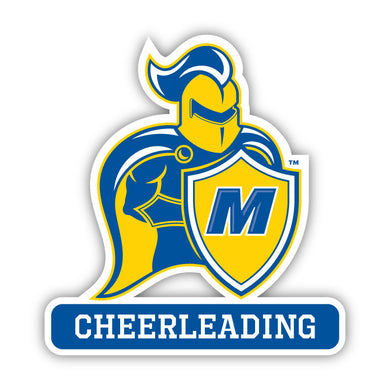 Madonna Cheerleading Decal -M19