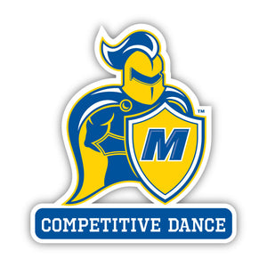 Madonna Competitive Dancing Decal -M30