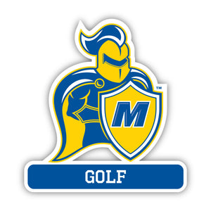 Madonna Golf Decal -M13