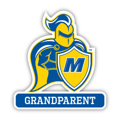Madonna Grandparent Decal -M4