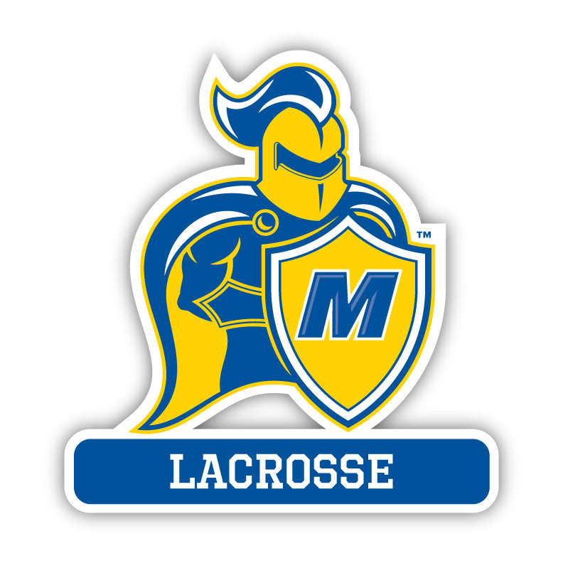 Madonna Lacrosse Decal -M24
