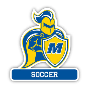 Madonna Soccer Decal -M10