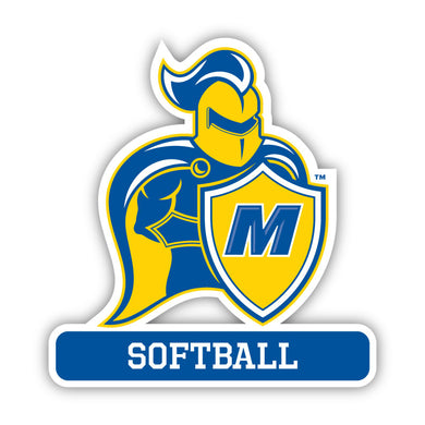 Madonna Softball Decal -M11