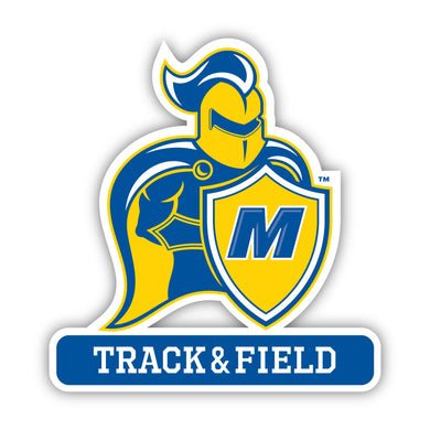 Madonna Track & Field Decal -M15