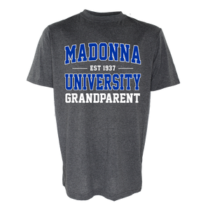 Name Drop Grandparent Tee, Graphite