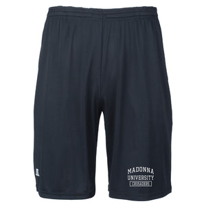 Russell Men's Essential Pocketed Short, Stealth