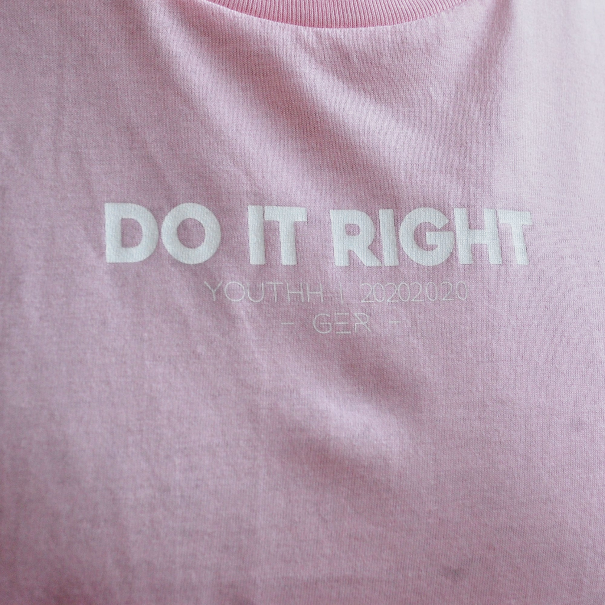 Do It Right Sweatshirt