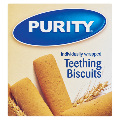 Purity Teething Biscuits 150g