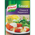 Knorr Instant Cheese & Peppercorn Sauce 38g