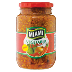 Miami Hot Vegetable Atchar 380g