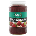 Rhodes Strawberry Fruit Jam Jar 460g
