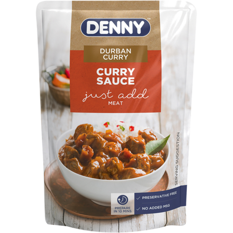 Denny Durban Curry Instant Sauce 415g