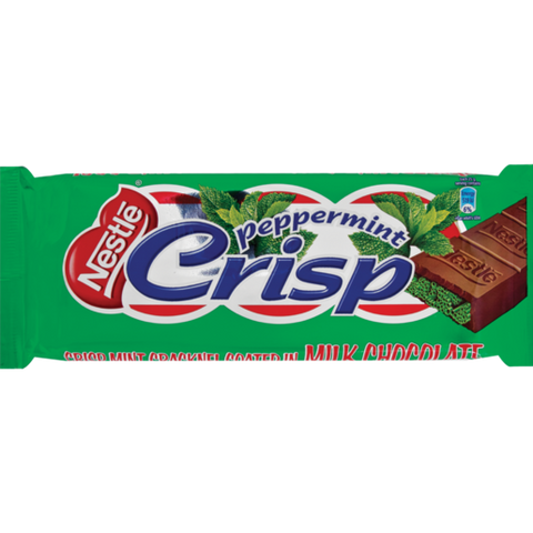 Nestlé Peppermint Crisp Chocolate Slab 150g