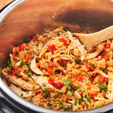 Instant Pot Chicken & Rice Box (6 Servings)