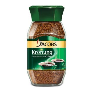 Jacobs Krönung Instant Coffee 200g